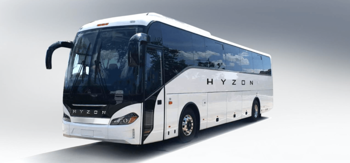 Pure Hydrogen and Hyzon Motors to develop hydrogen fuelling points