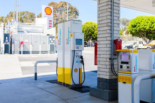 California's latest hydrogen station opens