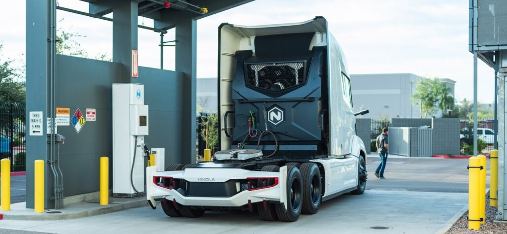 Nikola details fuel cell vehicle program plans