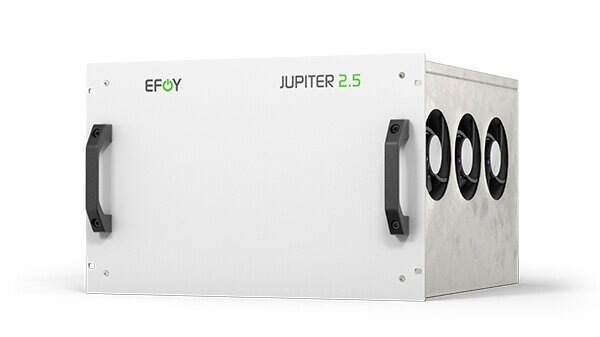 SFC Energy's EFOY Jupiter to act as reliable emergency power generator