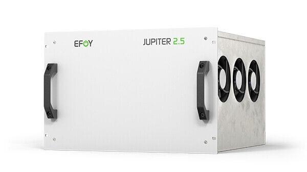 SFC Energy's EFOY Jupiter to act as reliable emergency power generator