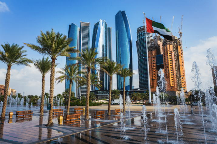 Plans unveiled for an industrial scale green hydrogen to ammonia project in Abu Dhabi