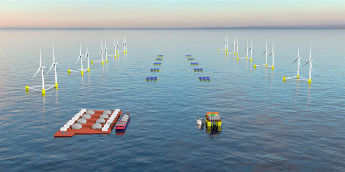 Acciona to lead OceanH2 project