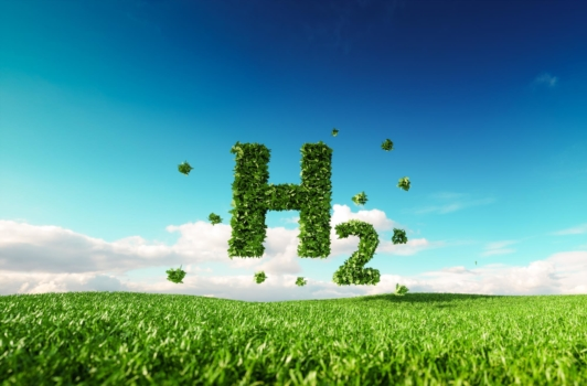 "Net zero emissions ""impossible"" without hydrogen"