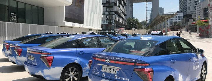 HysetCo acquires Slota Group, announces plans for fleet of hydrogen taxis