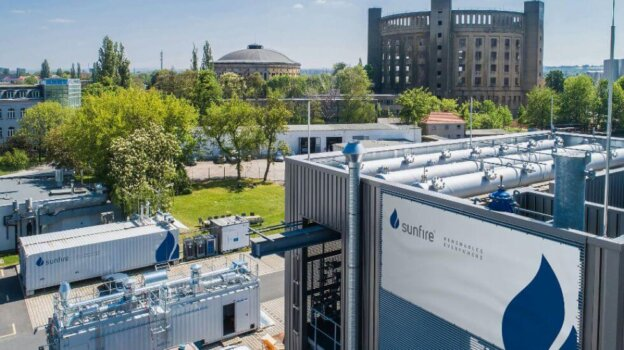 Sunfire acquires Swiss alkaline electrolysis company