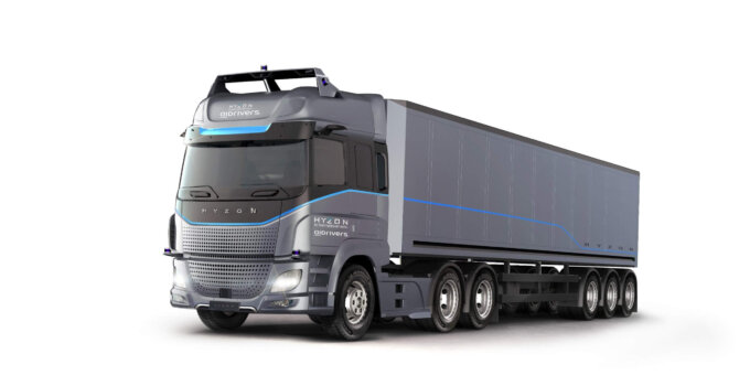 Hyzon Motors and AIDRIVERS to develop hydrogen transport solutions