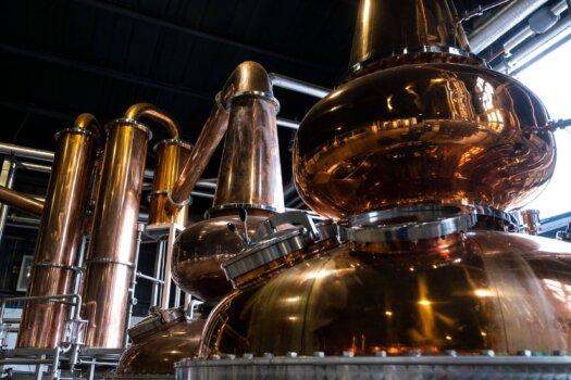 Locogen and Logan Energy help distilleries go green