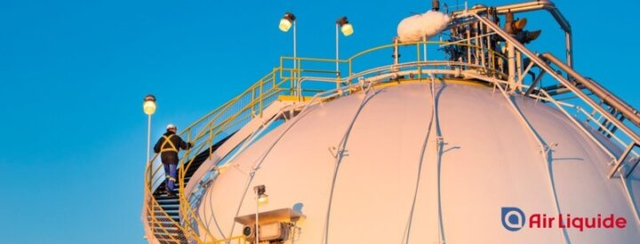 Air Liquide inaugurates 8.2 tonnes per day low-carbon hydrogen unit in Québec