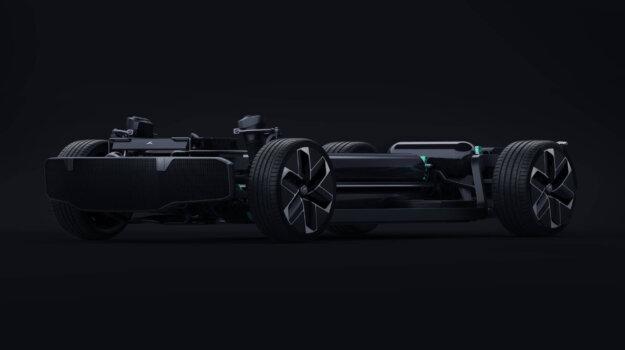Hopium teases plans for new hydrogen luxury car