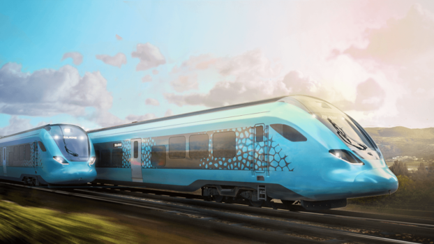 Spain's first hydrogen train to feature Hexagon Purus technology