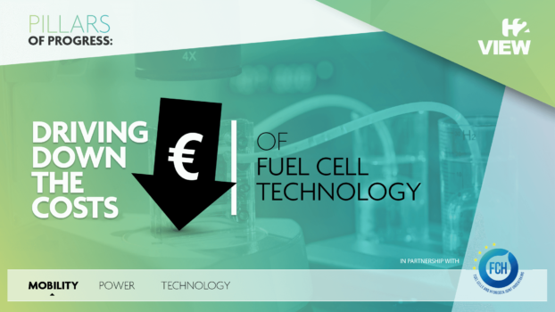 Pillars of Progress: Mobility – Driving down the costs of fuel cell technology