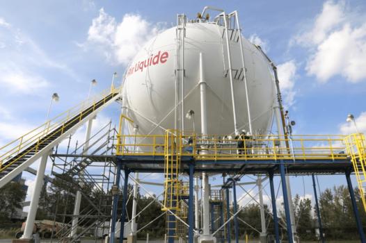 LDetek technology to trace impurity measurements at Air Liquide hydrogen complex