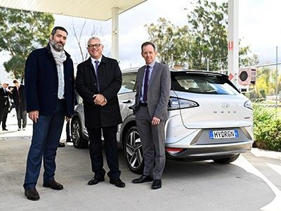 First public hydrogen station confirmed for Australian capital