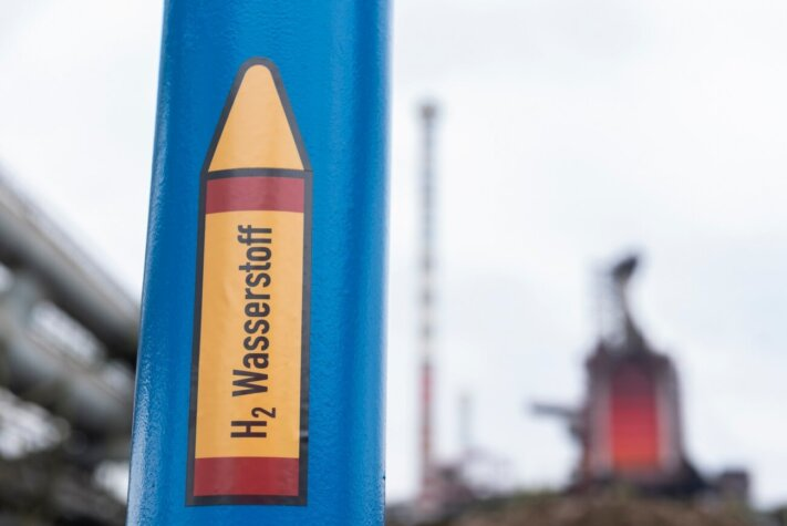 thyssenkrupp Steel concludes successful hydrogen injection tests