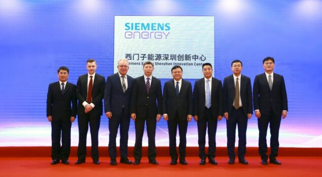Siemens Energy launches innovation centre in Shenzen with a focus on hydrogen