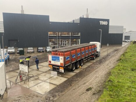 TNO's Innovation Centre for Sustainable Powertrains in full swing