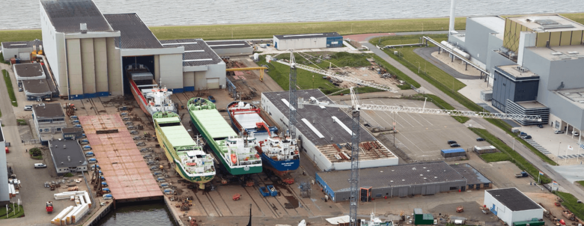 TECO 2030, Dutch Thecla Bodewes Shipyards to develop hydrogen-powered vessels in Holland