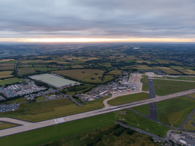 Leeds Bradford Airport wants to produce its own hydrogen to power vehicle fleet