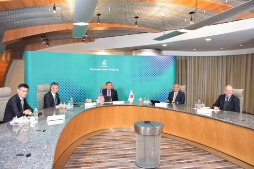 Petronas and JERA strengthen hydrogen commitments