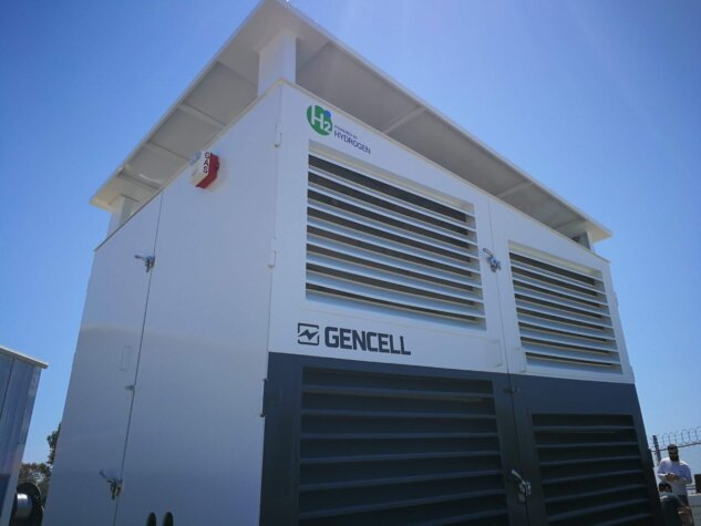 Sneak peek: GenCell fuel cells powering mission-critical projects in the Middle East