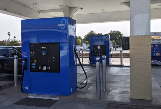 New hydrogen station opens in Silicon Valley