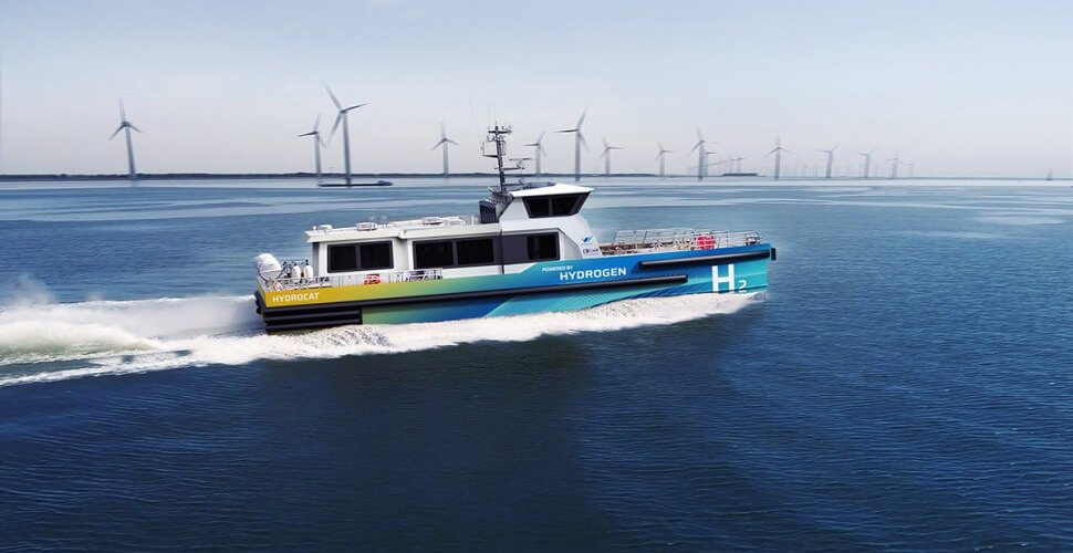 CMB developing hydrogen-powered marine vessels