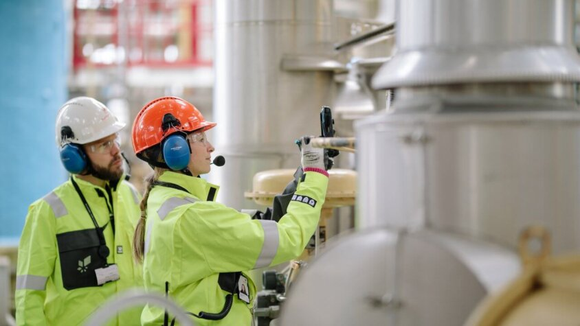 Engie and Equinor to develop low-carbon hydrogen value chains across Europe