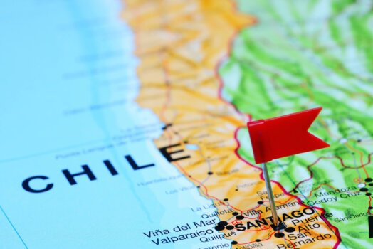 Green hydrogen and low-cost ammonia production being explored in Chile