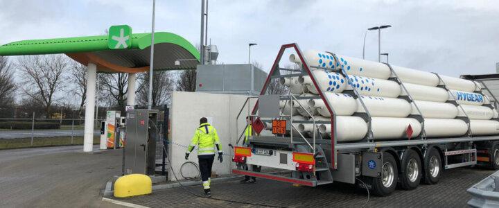 New hydrogen station for Amsterdam