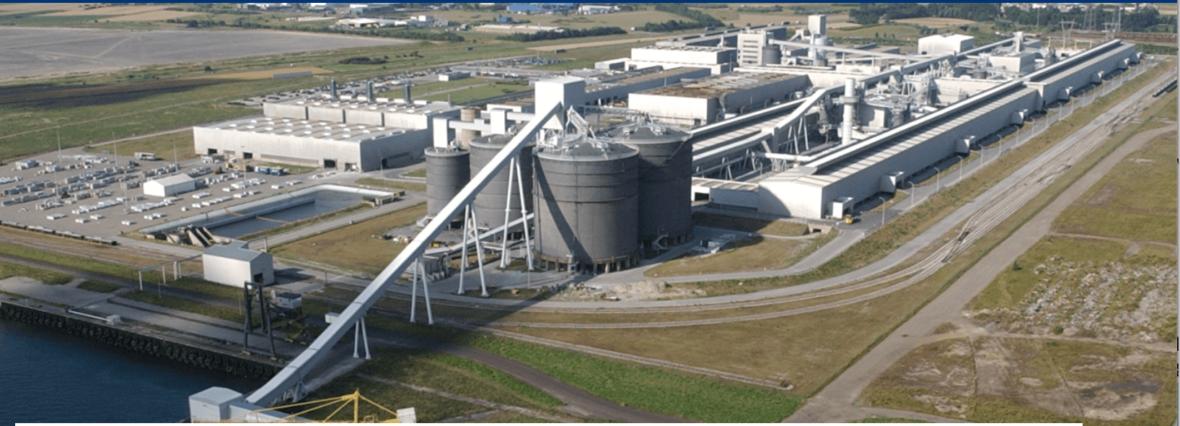 Hydrogen steel plant planned for France