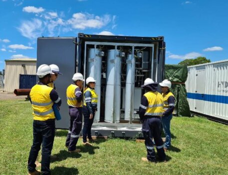 Construction of Jemena's Western Sydney Green Gas Project underway