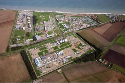 Potential for hydrogen production off the coast of East Anglia being explored