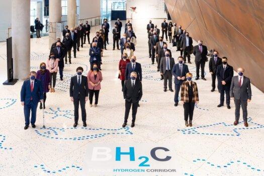 Plans unveiled for Basque Hydrogen Corridor