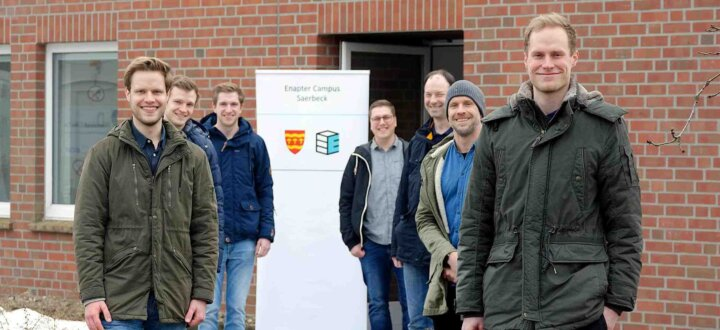 Enapter opens new office ahead of electrolyser mass-production and R&D facility