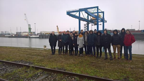European project to deploy two hydrogen vessels