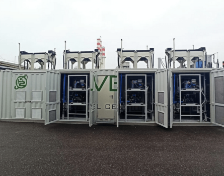 Nuvera commissions hydrogen fuel cell engine test facility in Italy