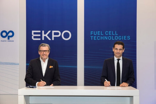 ElringKlinger and Plastic Omnium launch new joint venture
