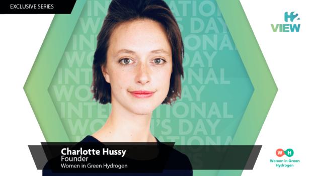 Women in Hydrogen: Charlotte Hussy