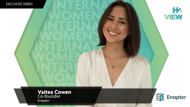 Women in Hydrogen: Vaitea Cowan