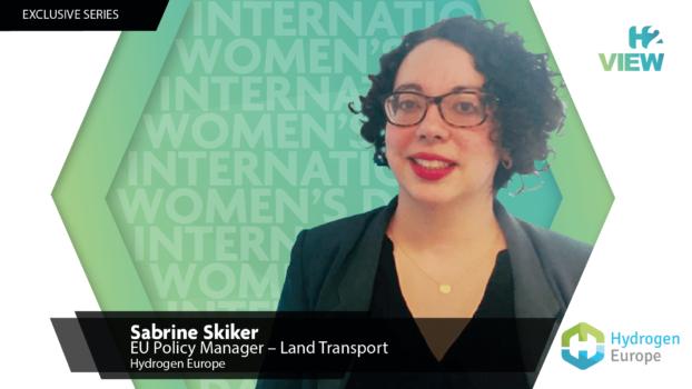 Women in Hydrogen: Sabrine Skiker