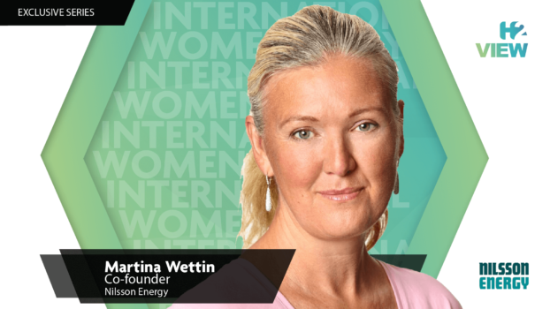 Women in Hydrogen: Martina Wettin