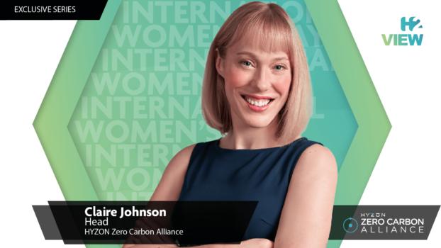 Women in Hydrogen: Claire Johnson