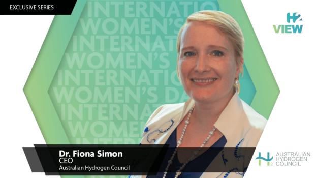 Women in Hydrogen: Dr. Fiona Simon