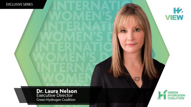 Women in Hydrogen: Dr. Laura Nelson