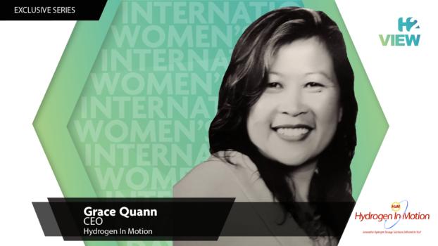 Women in Hydrogen: Grace Quann
