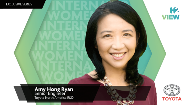 Women in Hydrogen: Amy Hong Ryan