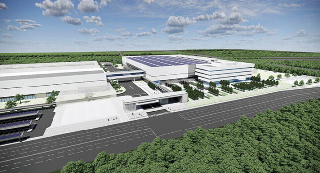 Hyundai breaks ground on fuel cell production plant in China