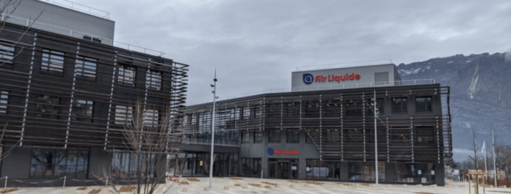 Air Liquide continues renovation works at Campus Technologies Grenoble