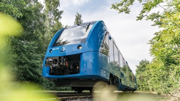 Akasol to supply systems for hydrogen train